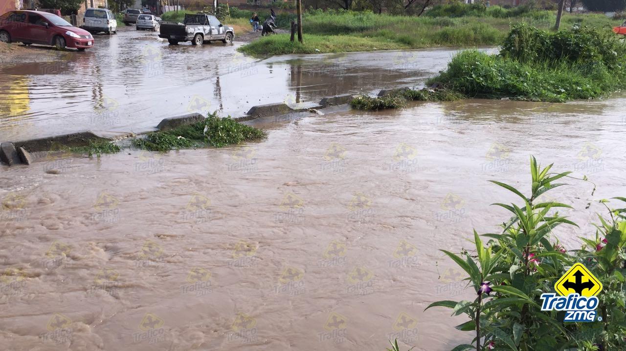 Inundación Tesistán