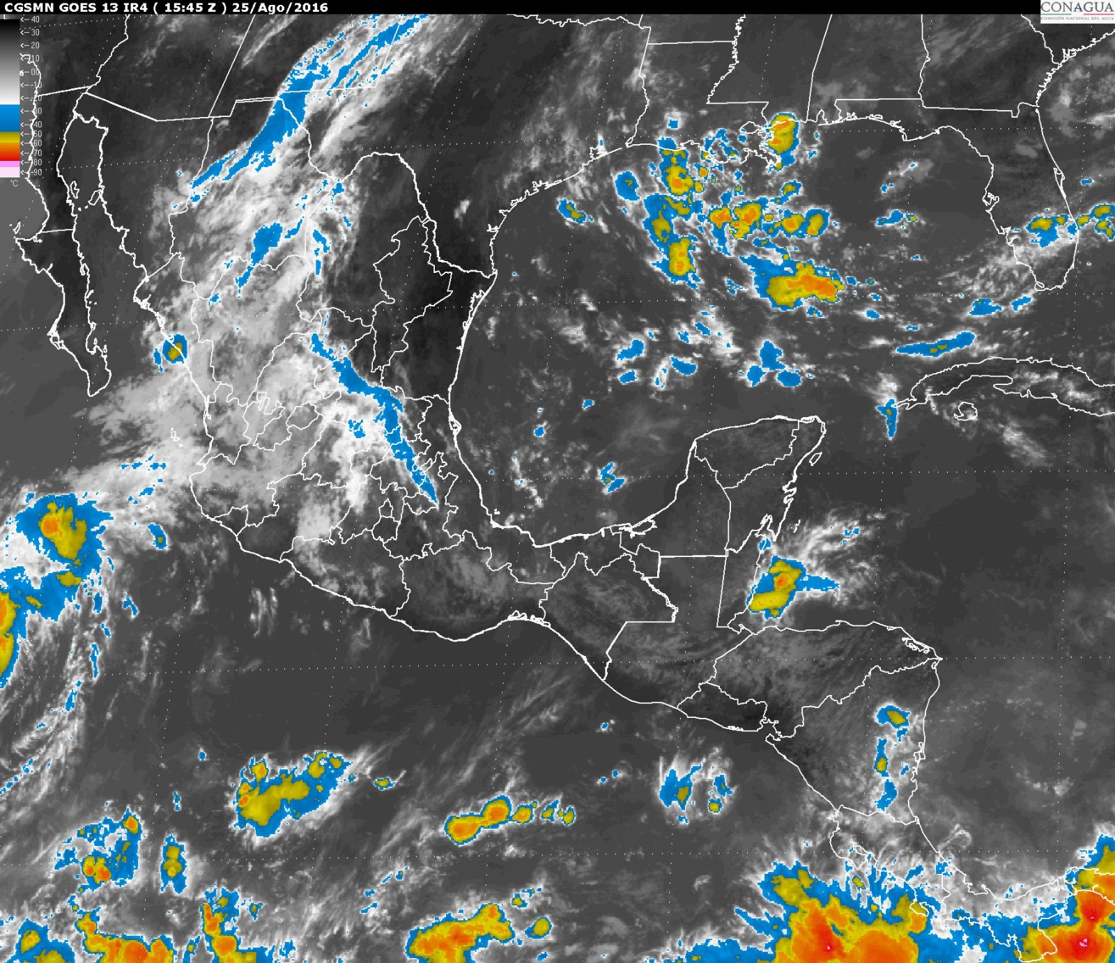 Tormenta Tropical Lester