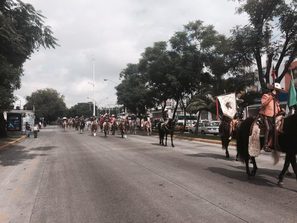 Con motivo del Día del Charro este miércoles 14 de septiembre se llevará a  cabo un desfile 6d481a59e9c