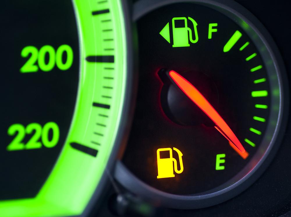 Es necesario cuanto la gasolina en el coche