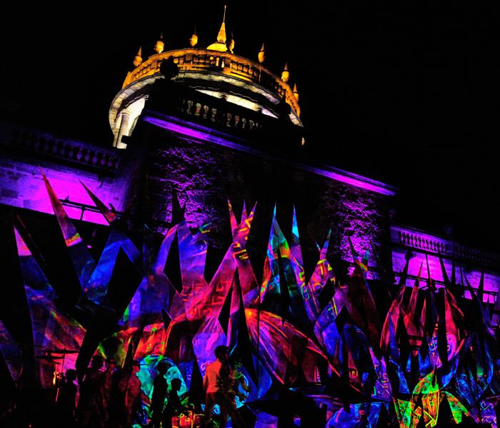 Espect culos de luz en guadalajara gdluz tr fico zmg Espectaculo de luces teotihuacan 2018