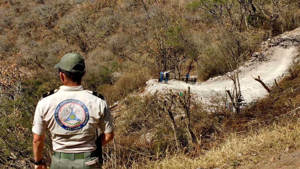 La Unidad Estatal De Proteccin Civil Y Bomberos Realiz Una Serie Recomendaciones Para Las Personas Que Acuden A Ruta Del Peregrino En Talpa
