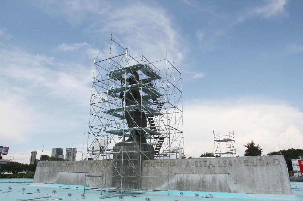 Será a mediados de mayo cuando los trabajos de reparación en La Minerva  concluyan. Por ahora 06441dcd1b3