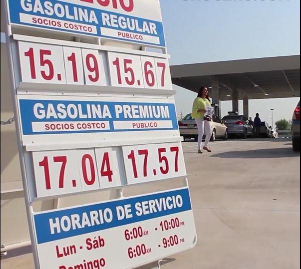 Inicia operaciones la primer gasolinera costco en m xico - Costco productos y precios ...