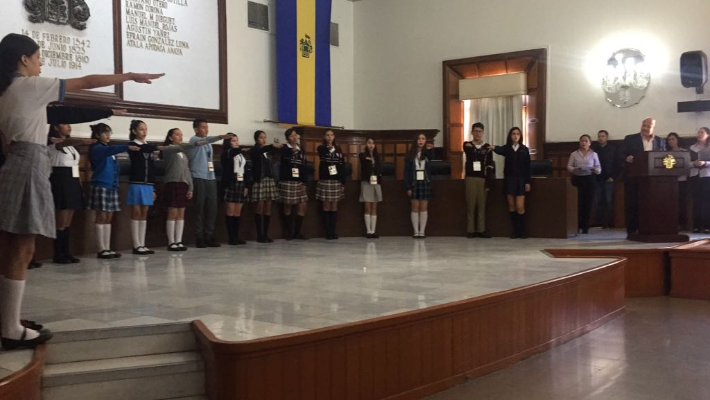 El Gobierno de Guadalajara firmó un convenio con el Instituto Nacional  Electoral (INE) para impulsar la participación de los jóvenes en los temas  de ... 7e4d7165ef2