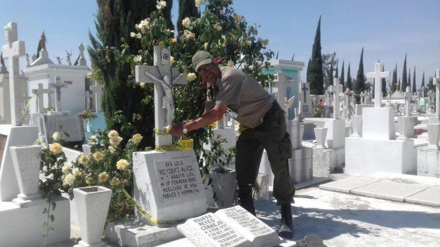 Panteones de la ZMG permanecerán cerrados el Día de Muertos