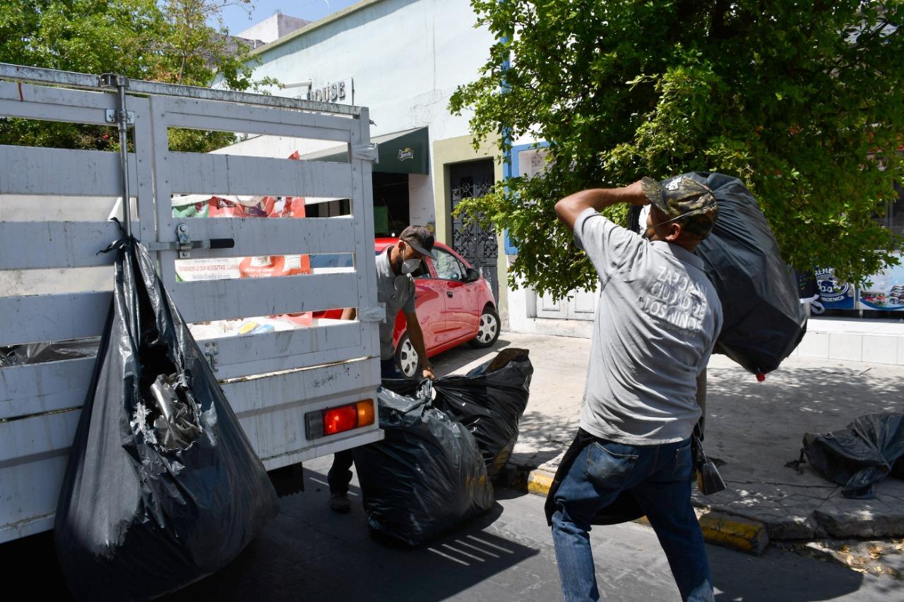 Zapopan pide separar residuos de personas contagiadas de coronavirus