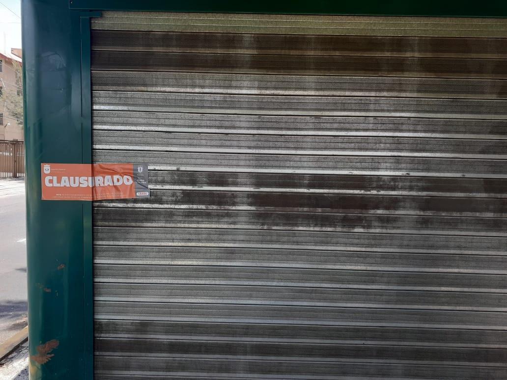 Clausuran más de 300 negocios de la ZMG por no cumplir normas