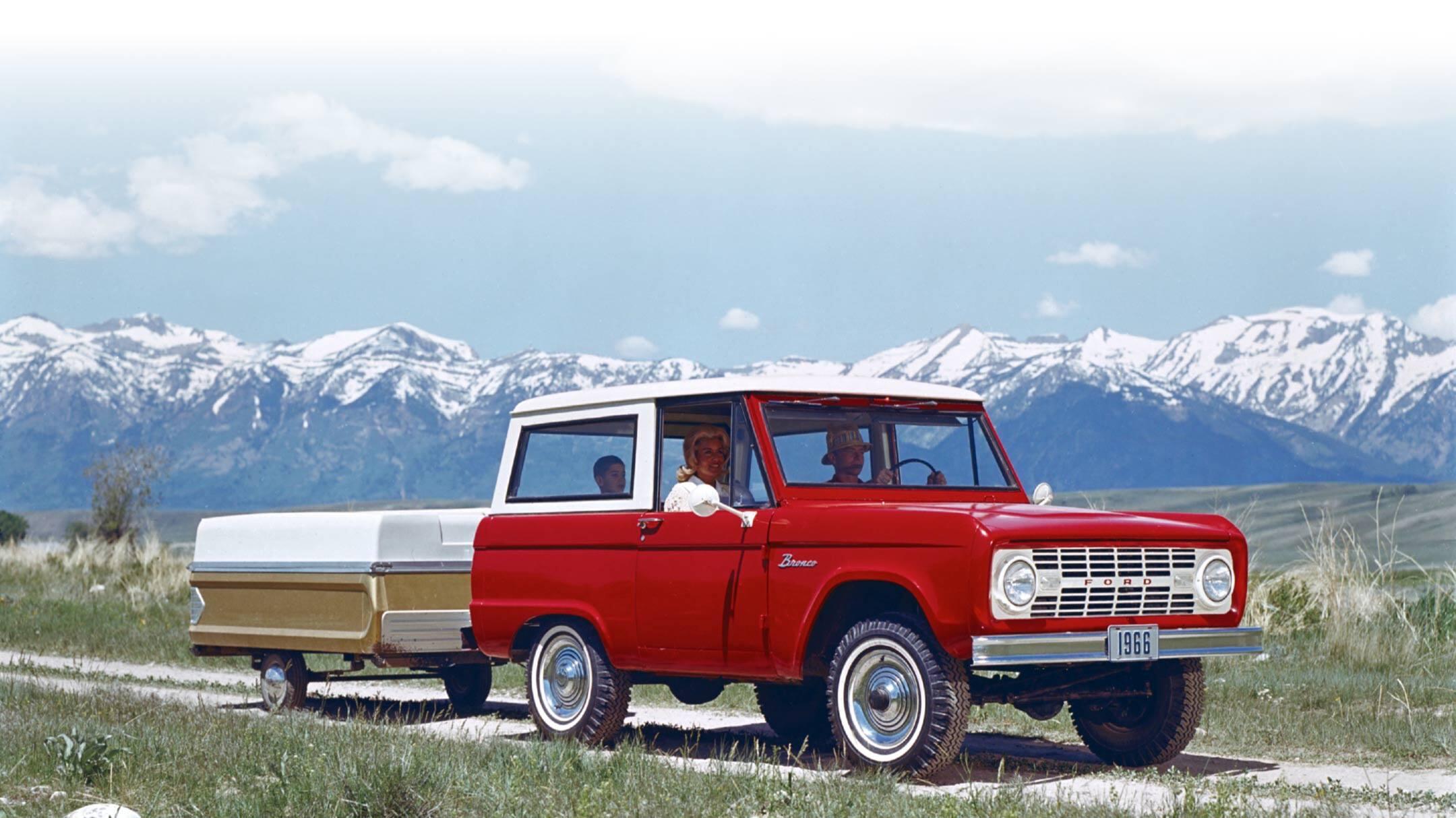 Ford Bronco regresa luego de 25 años