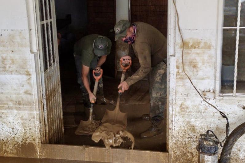 Continúa la cuantificación de daños en la Costa sur de Jalisco